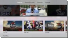 Apple ведет переговоры с партнерами о создании собственного телевизионного сервиса