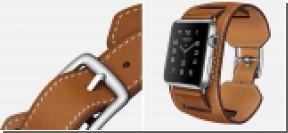 Стартуют онлайн-продажи коллекции Apple Watch Hermes