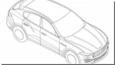 Первый кроссовер от Maserati получит знакомый интерьер