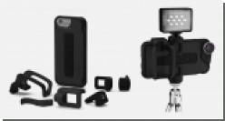 Olloclip Studio превратит смартфон Apple в профессиональную фотокамеру [видео]