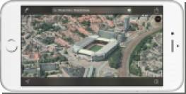 Apple добавила 3D-режим Flyover для 14 новых городов в Европе, США и Южной Африке