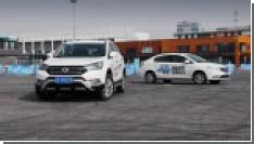 В России появится китайский аналог Nissan Qashqai