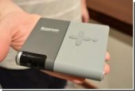 Lenovo представила в России карманный проектор, поддерживающий iOS и Mac [видео]