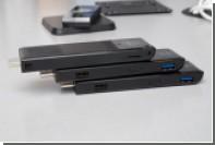 Intel анонсировала микро-компьютер Compute Stick, который работает под управлением Windows 10