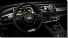 Kia покажет в Детройте концепт полноразмерного кроссовера