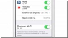 iOS 9.3 позволит следить за трафиком опции «Помощь с Wi-Fi»
