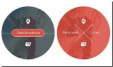В Periscope теперь можно транслировать видео c GoPro