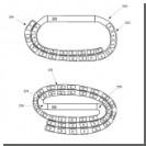 Apple запатентовала браслет для Apple Watch, который может превращаться в защитный чехол и подставку