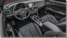 Российские продажи новой Kia Optima стартуют весной