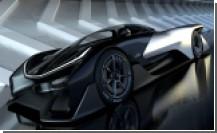 1000-сильный одноместный электрокар с iPhone на руле: таким будет автомобиль Apple? [видео]