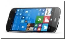 Новый «пластиковый» флагман Acer Liquid Jade Primo на Windows 10 будет стоить как iPhone 6