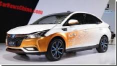 Провалившаяся в России марка Luxgen показала новейший седан