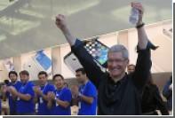 Тим Кук оказался самым низкооплачиваемым топ-менеджером Apple