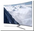 Samsung представила первый в мире безрамочный изогнутый телевизор SUHD TV