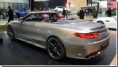 Mercedes-Benz отметил 130-летний юбилей особой версией кабриолета S-класса