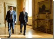 Тим Кук провел встречу с премьер-министром Италии и Папой Римским