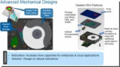 Seagate анонсировала заполненный гелием жесткий диск объемом 10 ТБ