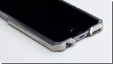 Как выглядит титановый бампер для iPhone 6s стоимостью $1000 [видео]