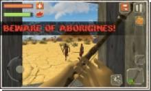 Пользователям австралийской игры предложили убивать аборигенов камнями