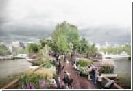 Apple отказалась спонсировать скандальный проект ботанического моста Garden Bridge в Лондоне