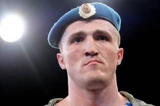 Денис Лебедев подписал контракт на титульный бой в Сочи