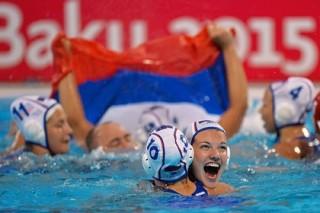 Сборная России по водному поло обыграла Турцию со счетом 29:0