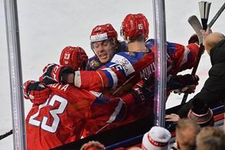 Российская молодежка по хоккею вышла в полуфинал чемпионата мира