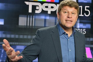Спортивный комментатор Дмитрий Губерниев выругался в прямом эфире