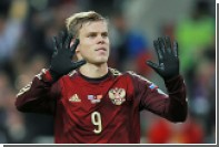 Футболист Кокорин захотел получать в «Зените» больше Дзюбы