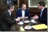 Путин назвал использование спорта в политических целях ошибкой глупых людей