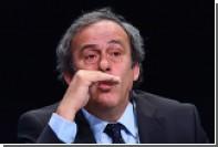 Платини обжаловал дисквалификацию в апелляционном комитете ФИФА