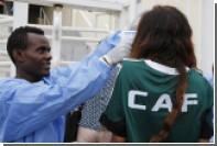 В Гвинее сняли введенный из-за вируса Эбола запрет на футбольные матчи