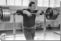 Умер двукратный олимпийский чемпион штангист Жаботинский