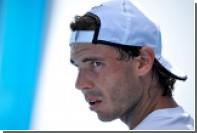 Надаль прекратил борьбу на Australian Open в первом круге