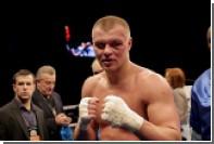 Украинский боксер передумал выходить на титульный бой под российским флагом