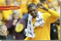 Возвращавшегося из стриптиз-клуба игрока клуба НБА ранили при ограблении