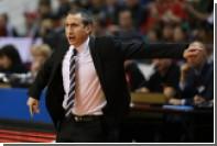 Бывший тренер сборной России Блатт уволен из клуба НБА «Кливленд Кавальерс»