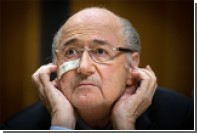 Основанный Блаттером музей ФИФА отказался от выставок в честь своего создателя
