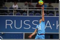 Российские волейбольные клубы заподозрили в организации договорного матча