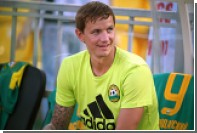«Кубань» задолжала Павлюченко 550 тысяч долларов