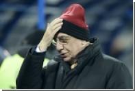 Ведущих футбольных функционеров Италии заподозрили в неуплате налогов