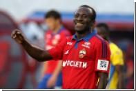 ЦСКА отказался от приобретения Думбия у «Ромы»