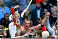 Названа дата боя-реванша между Фьюри и Кличко