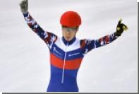 Шорт-трекист Елистратов досрочно выиграл золото сочинского ЧЕ в многоборье
