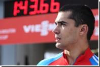 ВФЛА запретила бобслеисту Негодайло выступать на легкоатлетических турнирах