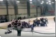 ФХР заинтересовалась дракой на матче юношеских команд «Трактора» и «Металлурга»