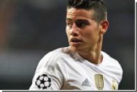 Полицейские устроили погоню за футболистом мадридского «Реала»