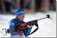 Биатлонистки сборной России выиграли бронзу в эстафете на этапе Кубка мира