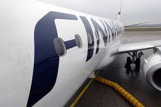 Нехватка топлива вынудила финский самолет сесть в Шереметьево