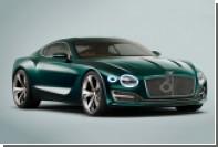 Руководитель Bentley подтвердил возможность выпуска электромобиля